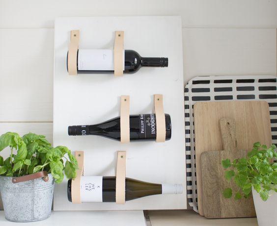 diy-styling-interior-leather-strap-wine